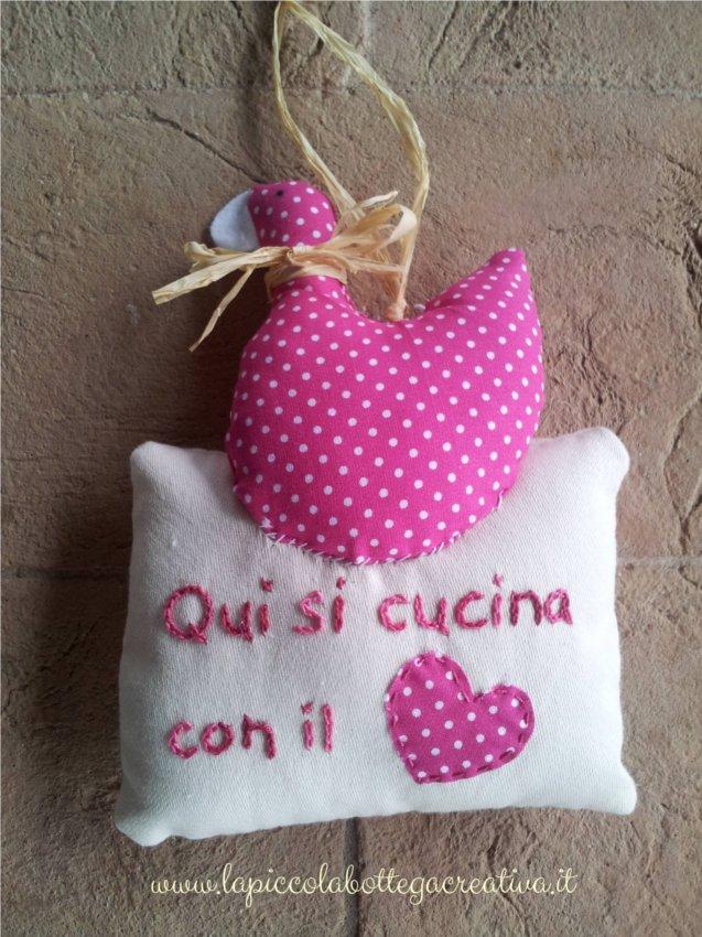 decorazione-cucina-cotone-fucsia