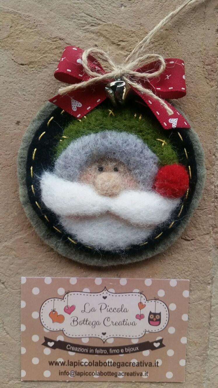 Moda decorazioni natalizie da appendere alla porta dj28 for Decorazioni natalizie in legno da appendere