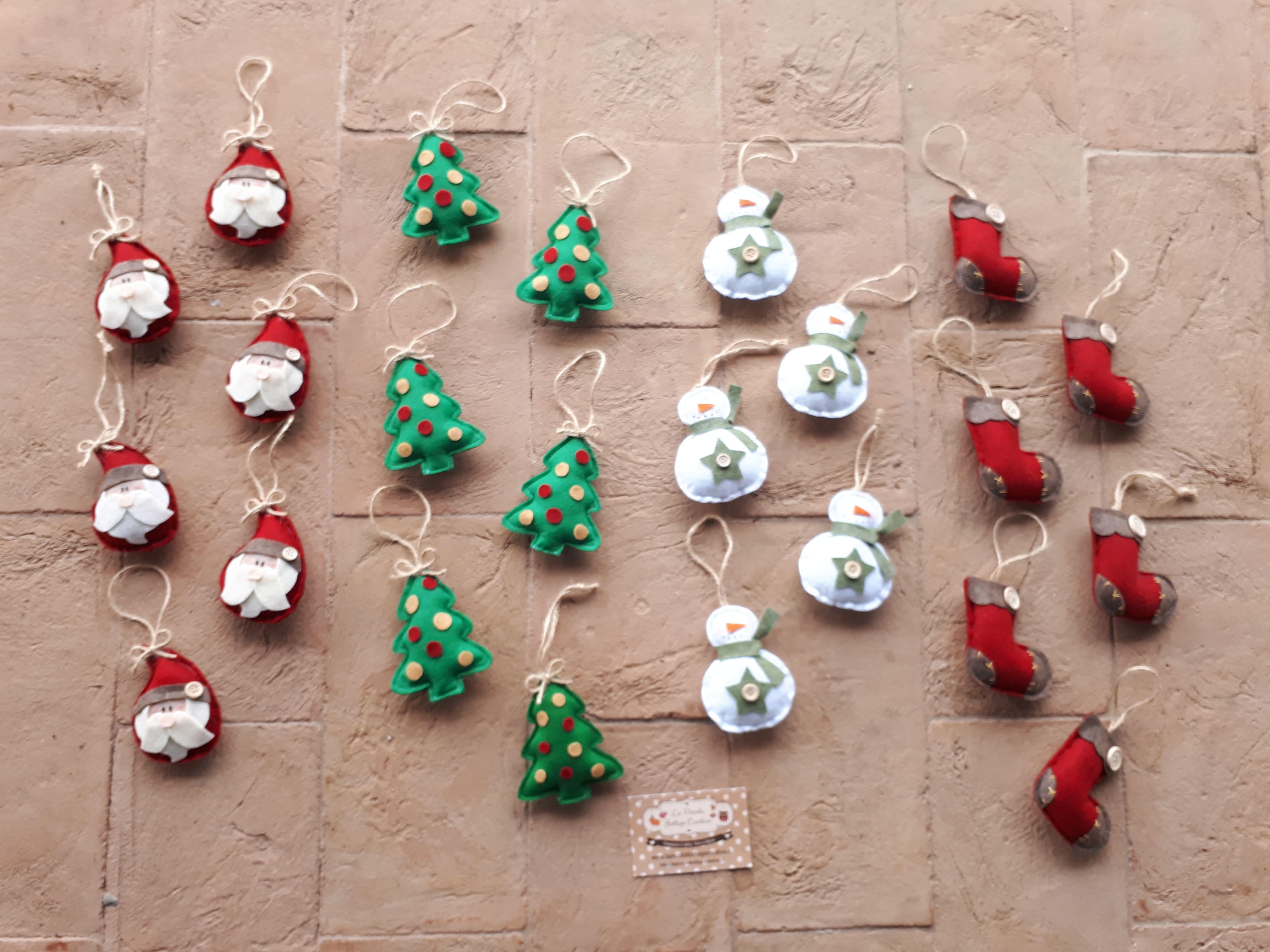 bomboniere decorazioni natalizie